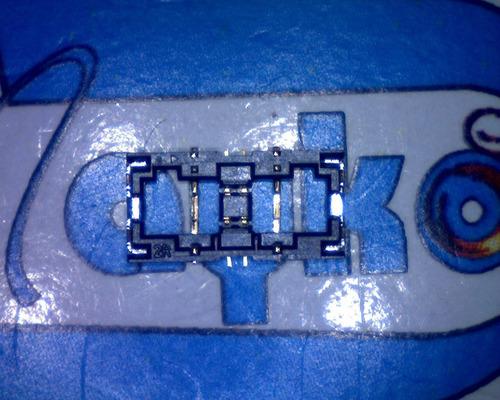 iphone 6 conector  batería de tablilla tarjeta lógica envio