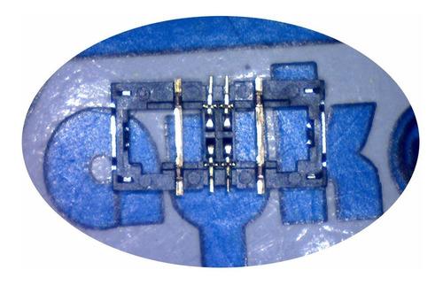 iphone 6 conector de batería de tablilla tarjeta lógica