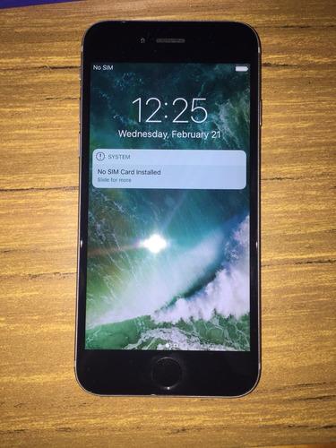 iphone 6 de 16gb como nuevo!