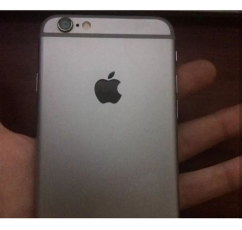 iphone 6 de 32 gb plateado