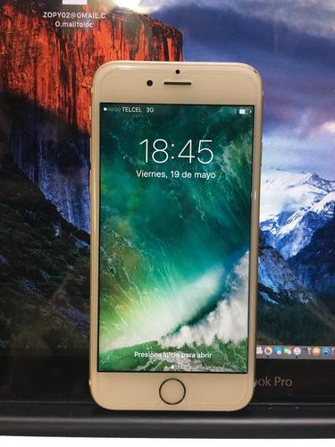 iphone 6 de 64 gb dorado liberado de fabrica