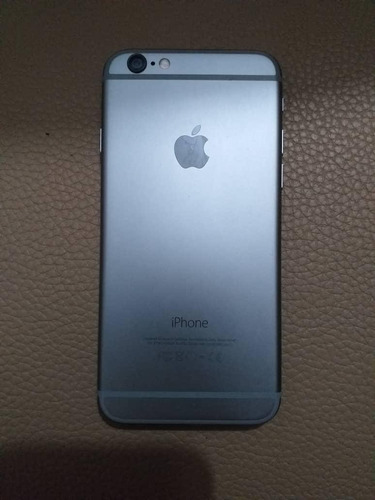 iphone 6 de 64 gb plateado