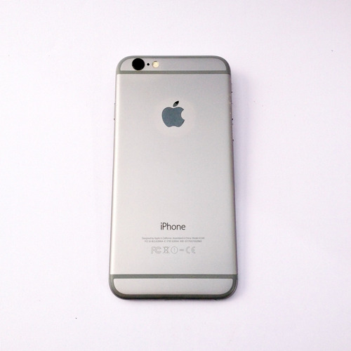 iphone 6 desbloqueado original 128gb cinza espacial q b