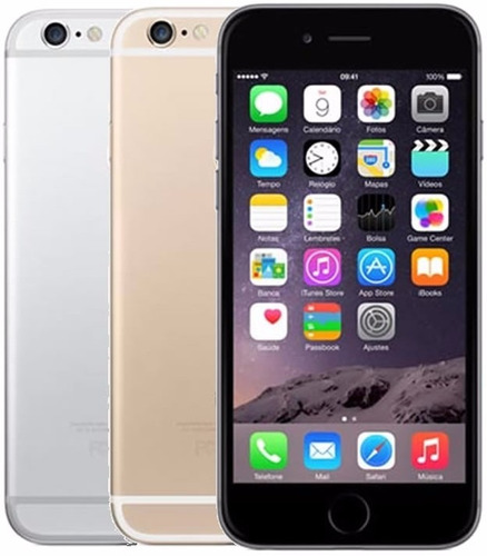 iphone 6 desbloqueado original 16gb +  acessorios b