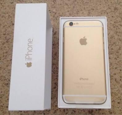 Iphone 6 Dorado 7 200 00 En Mercado Libre