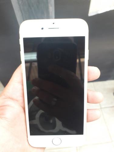 iphone 6 dorado plateado gris como nuevo