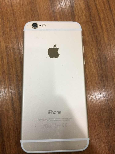 iphone 6 gold 64 gb liberado usado oferta