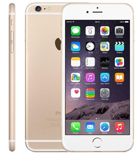 iphone 6 gold y silver 16 gb