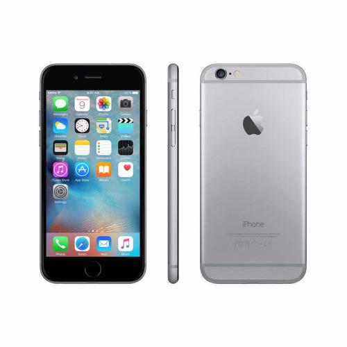 iphone 6 nuevo 16gb libre 4g lte garantia