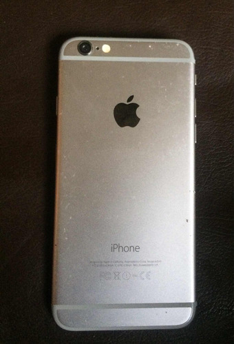iphone 6 para repuesto.