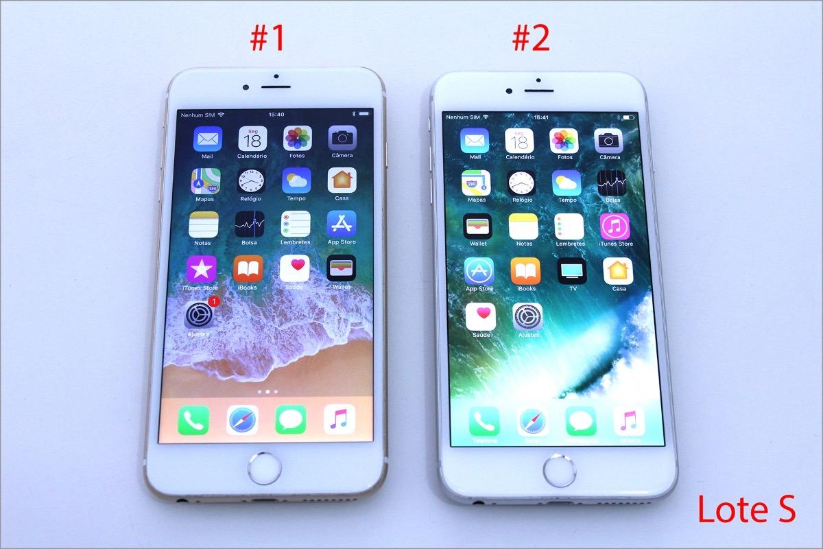 4e5fc9aff iphone 6 plus 128gb super preço (não funciona touchid) ( s). Carregando  zoom.