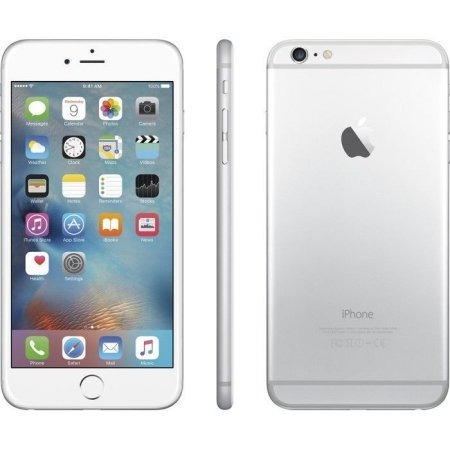 f812546ef iPhone 6 Plus 16gb - Cinza Espacial - Apple Pronta Entrega - R$ 980 ...