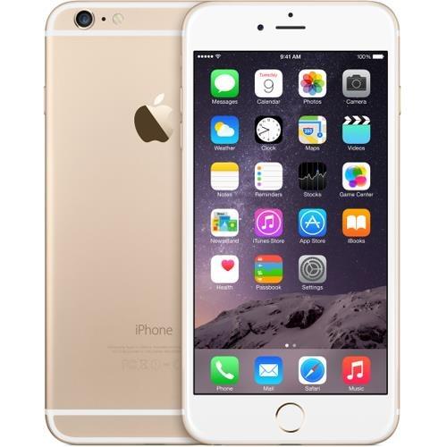 d9c9092bb Iphone 6 Plus 16gb Dourado 4g Wifi 8mp Wifi Gps Lacrado - R  2.309 ...
