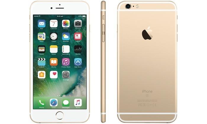 c777a89bdbd iPhone 6 Plus 16gb Rosa Y Dorado Envio Gratis Oferta - $ 7,299.00 en ...