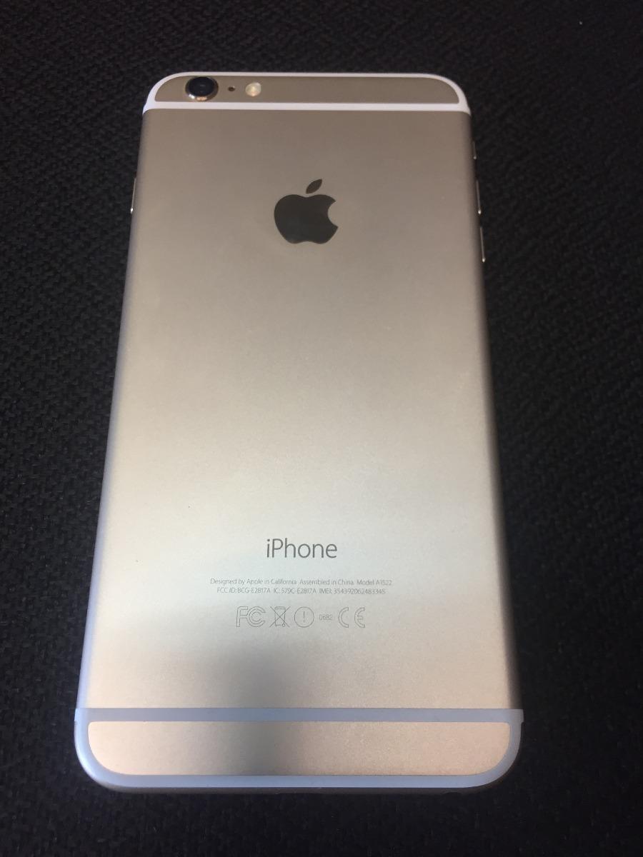 iPhone 6 Plus 64 Gb - S/ 1.700,00 en Mercado Libre
