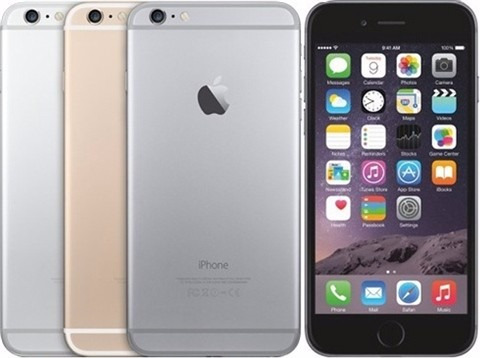 iphone 6 plus 64gb libre apple,4g lte,5,5pulgadas,8mpx,nuevo