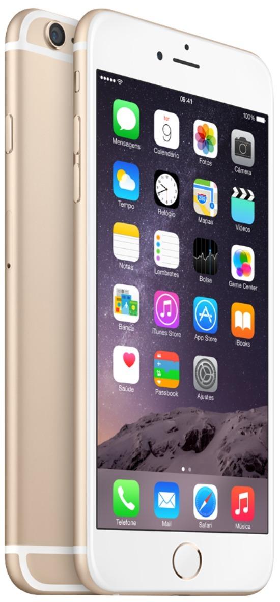 3b519e085 iphone 6 plus 64gb! novo! lacrado! garantia 03 meses! Carregando zoom.