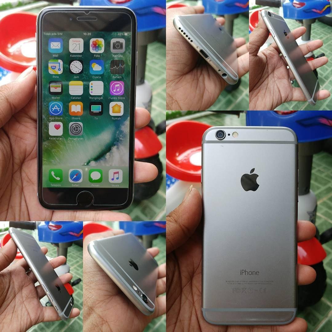 8f278d657 iphone 6 plus 64gb semi novo apple original. Carregando zoom.