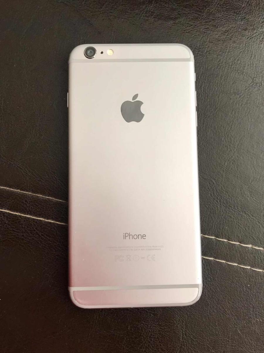 b6348b1749c iPhone 6 Plus 64gb Usado - $ 5,500.00 en Mercado Libre