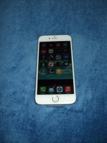 iphone 6  plus blanco 16 gb cualquier chip
