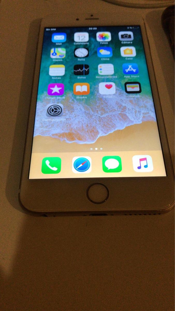 299989589ac Cargando zoom... iphone 6 plus de 16 gb color silver liberado + accesorios