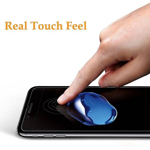 iphone 6 plus protector de pantalla, [3-pack] + envio gratis