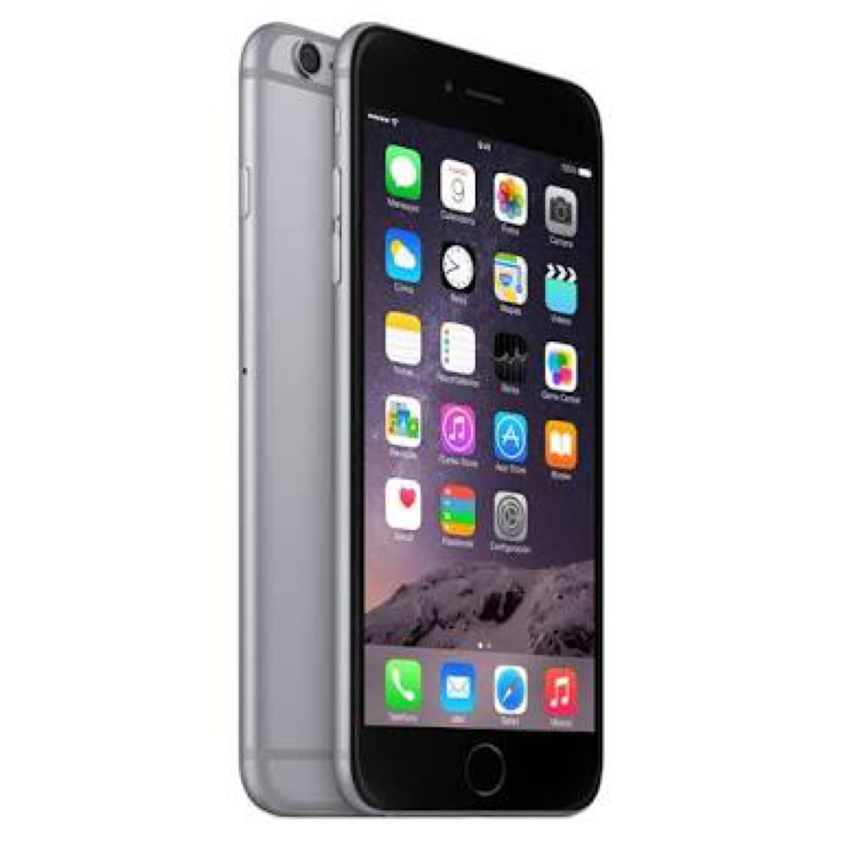 iphone 6 plus space gray 128 gb anatel r em. Black Bedroom Furniture Sets. Home Design Ideas