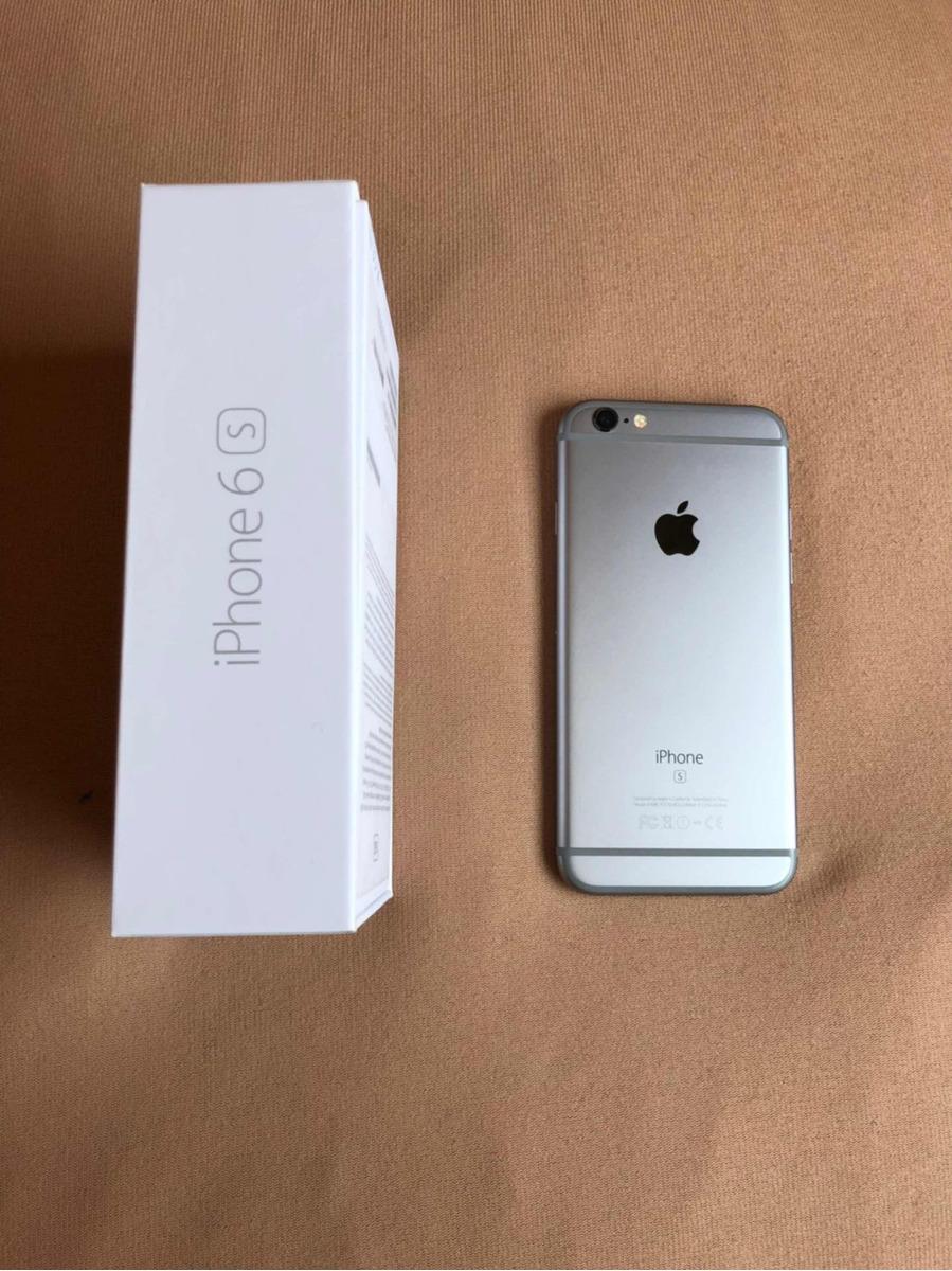 e117fc43da1 iPhone 6 S 16 Gb Liberado Accesorios Originales - $ 4,999.00 en ...