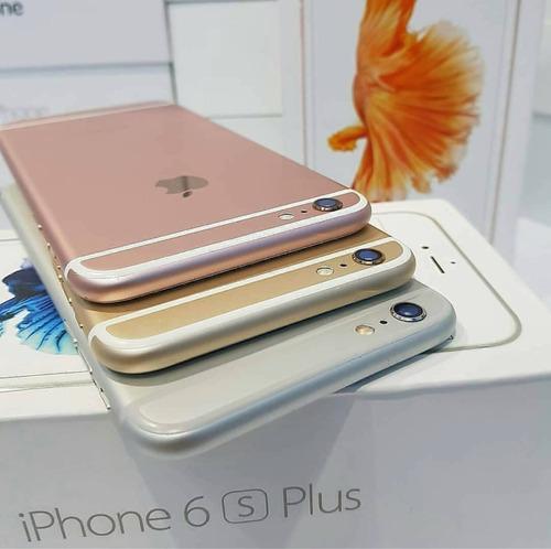 iphone 6 s plus nuevos desbloqueados garantía