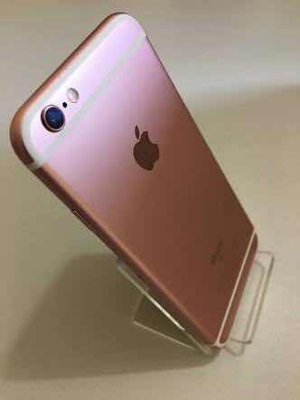 iphone 6 s rosa 16gb