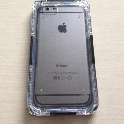 iphone 6/6 plus carcasa estuche protector para agua waterpro