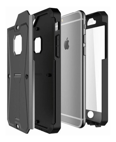 iphone 6/6s, 6s plus, samsung s6. armor hermético