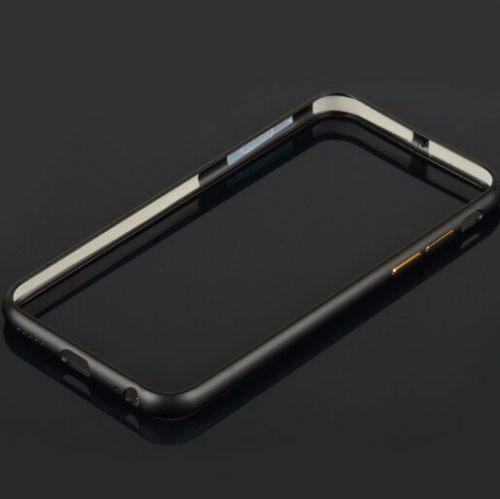 iphone 6/6s/6plus protector bumper aluminio gratis screen