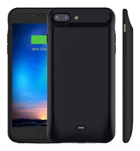 iphone 6/6s/7 y 8 plus estuche batería alta calidad 7200 mha