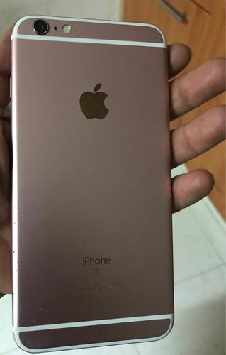 iphone 6plus rosa 64gb