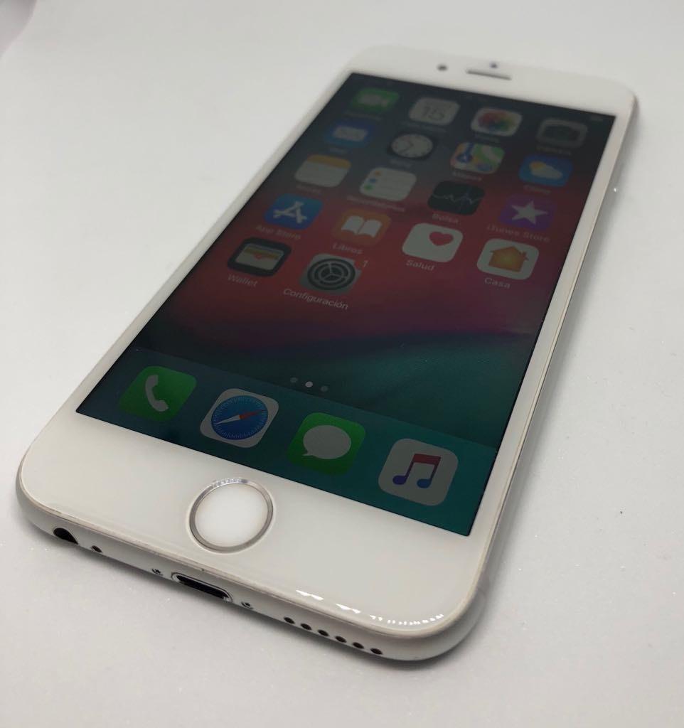 2f95adcf01c Cargando zoom... iphone 6s 128 gb liberado de fabrica silver + accesorios
