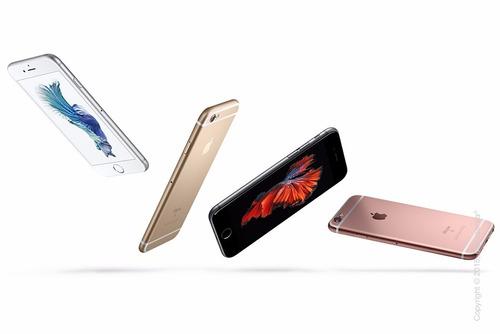 iphone 6s 128gb liberados caja sellada nuevo