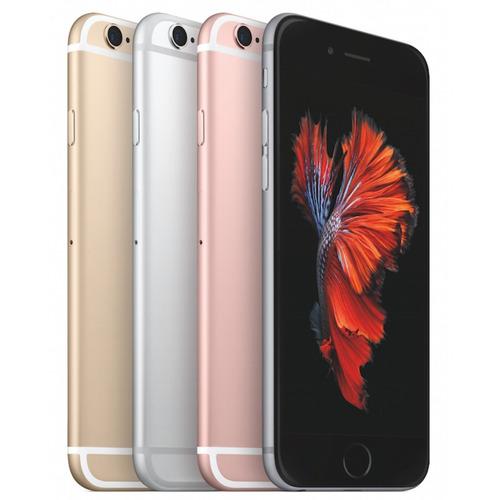 iphone 6s 16 gb caja precintada garantía 1 año + 12 cuotas
