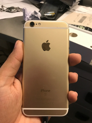 iphone 6s 16 gb en perfecto estado