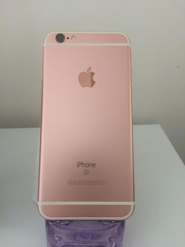 iphone 6s 16g  semi novo - garantia e nf