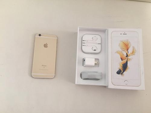 iphone 6s 16gb con factura como nuevo!!