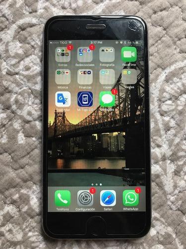 iphone 6s 16gb libre de todo único dueño