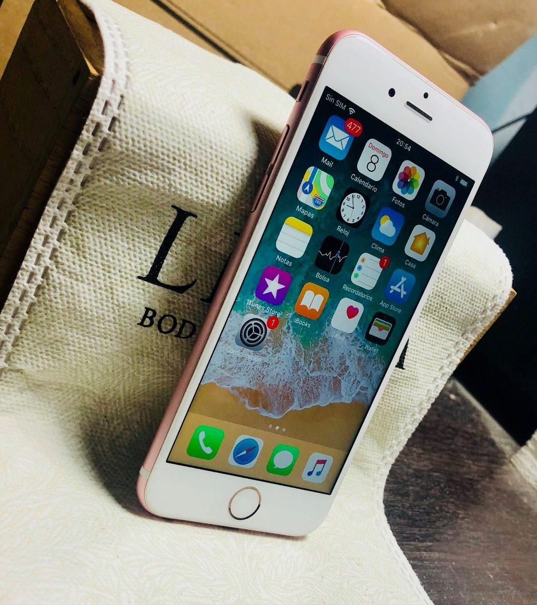 69831d38cea iphone 6s 32 gb rouse liberado de fabrica incluye accesorios. Cargando zoom.