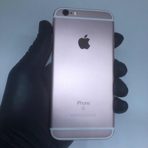 iphone 6s 32gb + brindes -retirada botafogo -rj