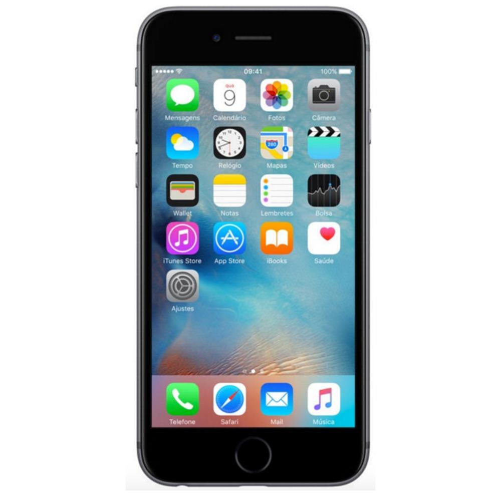 d5c23f0c21d iPhone 6s 32gb Cinza Espacial Excelente Seminovo C/garantia - R ...