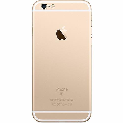 iphone 6s 32gb dourado tela 4,7  ios 4g câmera 12mp - apple