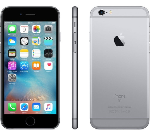 iphone 6s 32gb gris para usar como ipod ipad nuevo