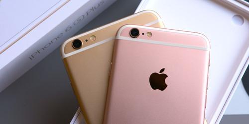 iphone 6s 32gb libres de fábrica sellados 1 año de garantía