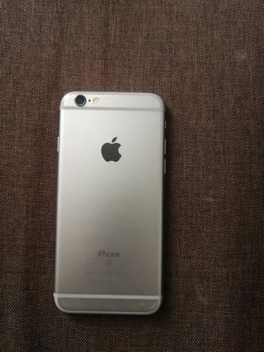 iphone 6s 32gb seminuevo, poco uso, impecable. con caja
