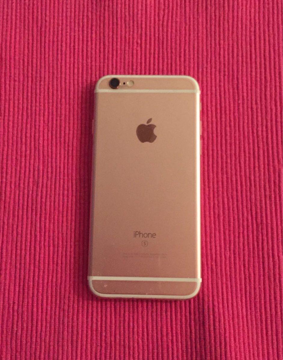 aa55bb9923d iphone 6s 64 g apple color rosa con todos sus accesorios. Cargando zoom.